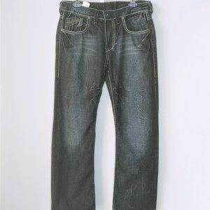 Buffalo David Bitton Stitching Jeans
